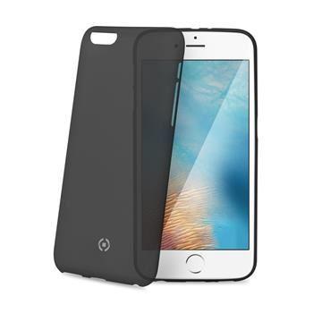 Ultra tenké TPU pouzdro CELLY Frost pro Apple iPhone 7 Plus, 0,29 mm, černé