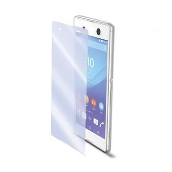 Ochranné tvrzené sklo CELLY Glass antiblueray pro Sony Xperia M5, s ANTI-BLUE-RAY vrstvou