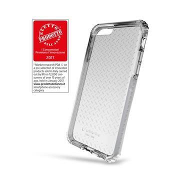 Ultra ochranné pouzdro Cellularline TETRA FORCE CASE pro Apple iPhone 6/6S, 2 stupně ochrany, bílé