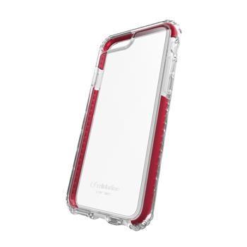 Ultra ochranné pouzdro Cellularline TETRA FORCE CASE PRO pro Apple iPhone 6/6S, 3 stupně ochrany, červené