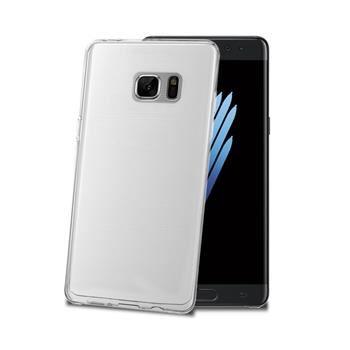 TPU pouzdro CELLY Gelskin pro Samsung Galaxy Note 7, bezbarvé