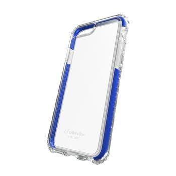 Ultra ochranné pouzdro Cellularline TETRA FORCE CASE PRO pro Apple iPhone 7, 3 stupně ochrany, modré