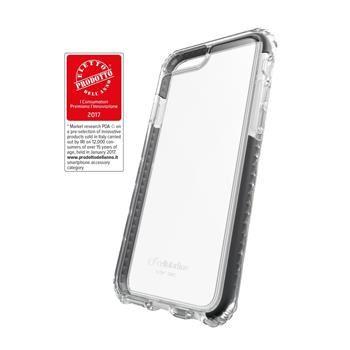 Ultra ochranné pouzdro Cellularline TETRA FORCE CASE PRO pro Apple iPhone 7, 3 stupně ochrany, černé
