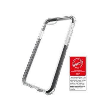 Ultra ochranné pouzdro Cellularline TETRA FORCE CASE PRO pro Apple iPhone 7 Plus, 3 stupně ochrany, černé