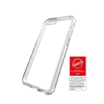 Ultra ochranné pouzdro Cellularline TETRA FORCE CASE PRO pro Apple iPhone 7 Plus, 3 stupně ochrany, bílé