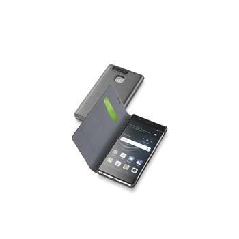 Pouzdro typu kniha CellularLine Book Essential pro Huawei P9, černé