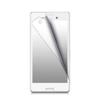 Ochranná fólie displeje CELLY Screen Protector pro Sony Xperia M4 Aqua, 2ks, lesklá