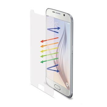 Ochranné tvrzené sklo CELLY Glass pro Samsung Galaxy S6, matné