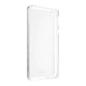 TPU gelové pouzdro FIXED pro Sony Xperia E5, bezbarvé