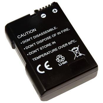 Baterie Extreme Energy typ Nikon EN-EL14, Li-Ion 1030 mAh, černá