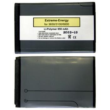 Baterie  pro Nokia 2300/ 3100/ 3650/ 6230/ 6600/ 6630, Li-Pol 850 mAh