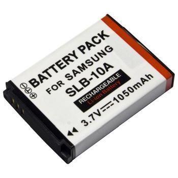 Baterie Extreme Energy typ Samsung SLB-10A,  Li-Ion 1500 mAh
