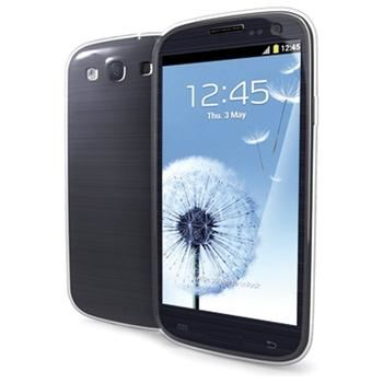 CELLY Gelskin, silikonový obal pro Samsung Galaxy S III / S3 Neo, GT-I9300, průsvitný