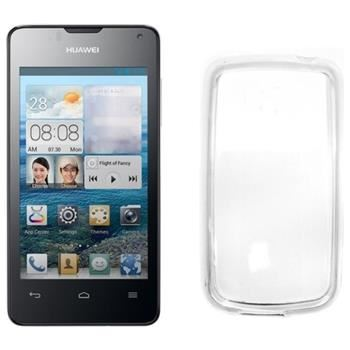 TPU pouzdro CELLY Gelskin pro Huawei Ascend Y300, bezbarvé