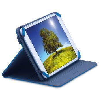 """Univerzální pouzdro CellularLine Vision pro tablety s úhlopříčkou od 7"""" do 8"""", modré"""