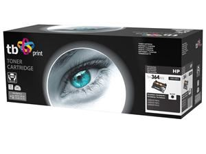 Toner TB kompatibilní s HP CC364A 100% New
