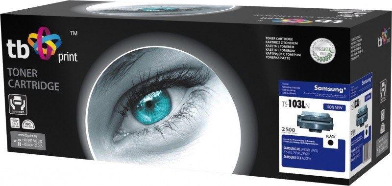 Toner TB kompatibilní s Samsung ML-2950,100%N,BkXL