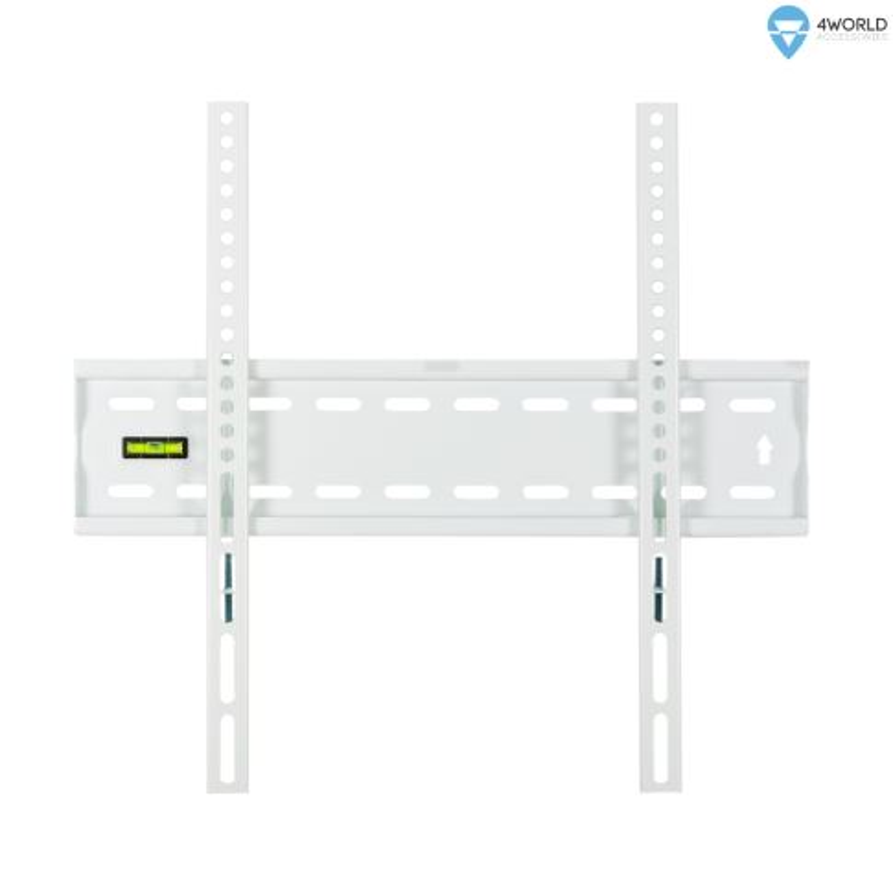 """4W Fixní držák pro LCD 20-50"""" SLIM nosn. 50kg WHT"""