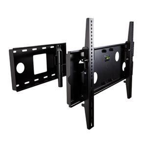 """4W Držák LCD 30-84"""" jednoramenný otočný sklopný BL"""