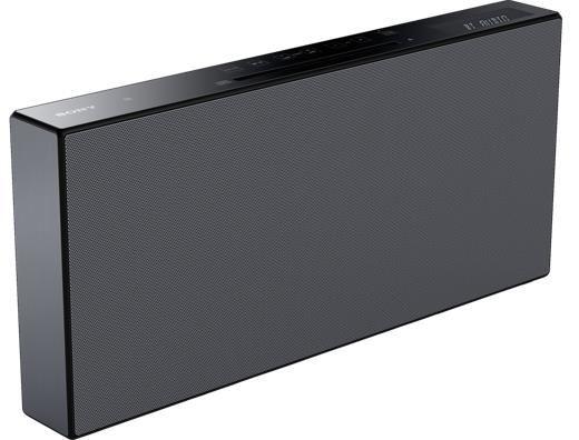 Sony mikro Hi-Fi systém CMT-X5CD,CD,NFC,40W, černý