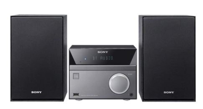 Sony mikro Hi-Fi systém CMT-SBT40D,NFC,USB,CD, 50W