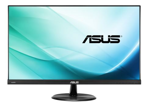 "Monitor 23"" LED ASUS VP239H - VGA+DVI+HDMI, repro"