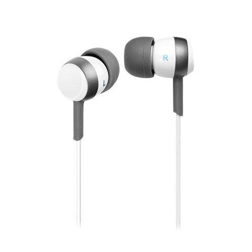 ASUS_FONEMATE bílé - design headset s pouzdrem
