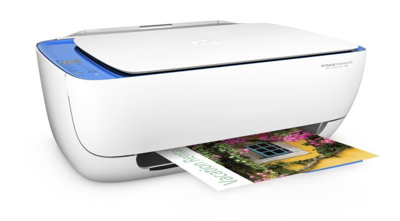 Multifunkční inkoustová tiskárna HP Deskjet IA 3635