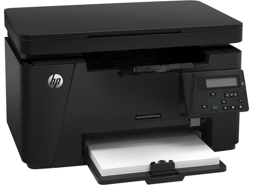 Multifunkční laserová tiskárna HP LaserJet Pro 100 MFP M125A