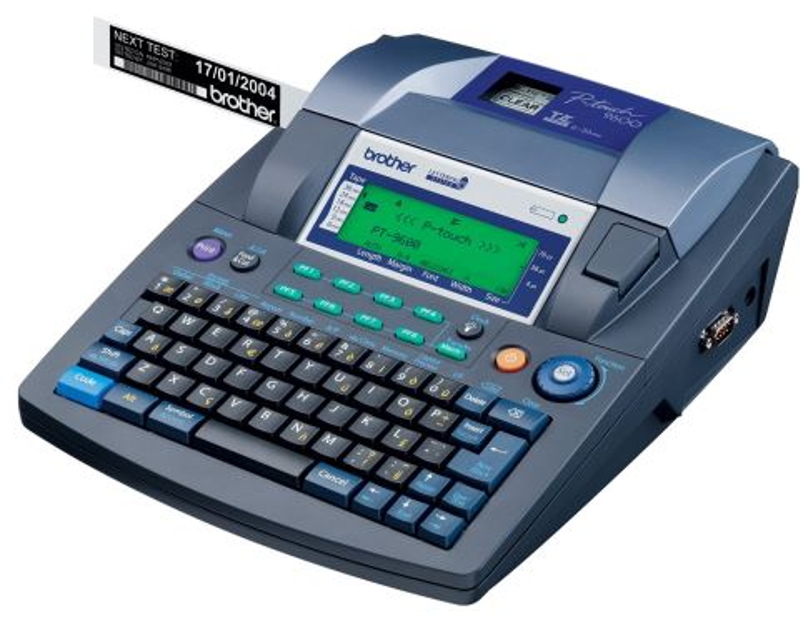 PT-9600 s kufrem
