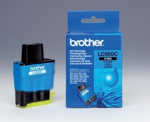 Brother LC-900C - inkoust cyan