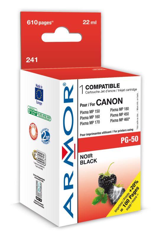 Armor ink-jet pro Canon IP2200 (PG-50), 22ml