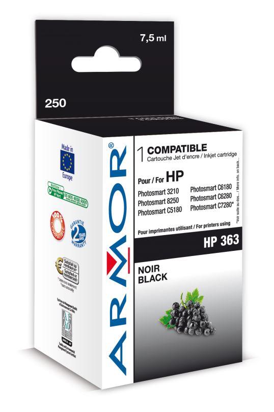 Armor ink-jet pro HP PSC3210 6ml C8719E Bk