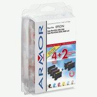 Armor ink-jet pro Epson R265 K/C/M/Y/PC/PM T080740