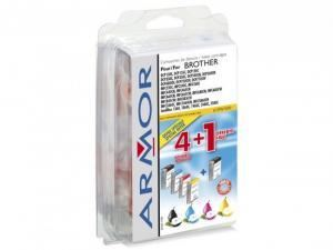 Armor ink-jet pro Brother MF C235, (LC970Bk/C/M/Y)