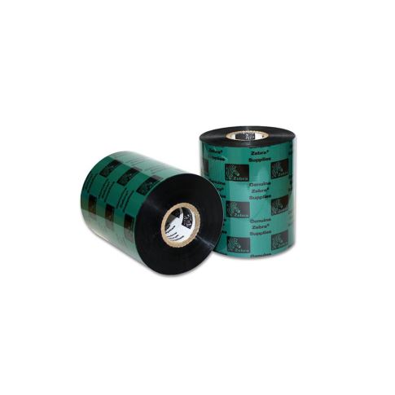 Zebra páska 5095 resin. šířka 110mm. délka 450m