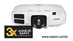 3LCD Epson EB-4850WU WUXGA 4000 Lumen 5000:1