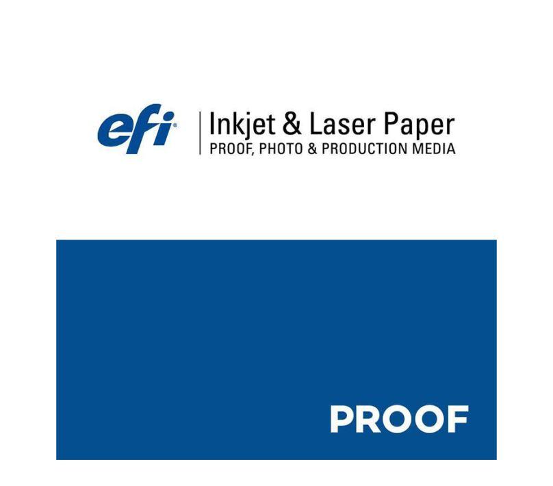 EFI Proof Paper 7250PP Semimatt A3+ 240 g/m2 - 100 listů