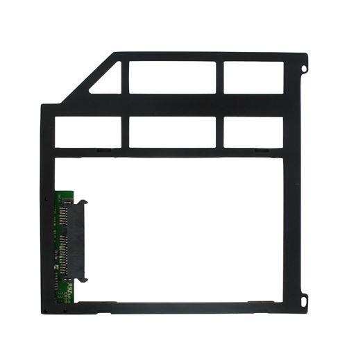 LMP rámeček na 2. disk pro MB/Pro + USB box na DVD mechaniku