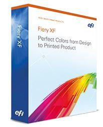 EFI Fiery XF Color Profiler Option