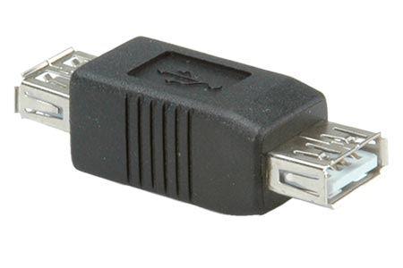 USB redukce USB A(F) - USB A(F)
