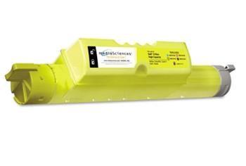 PRINTWELL JD750 (593-10123) kompatibilní tonerová kazeta, barva náplně žlutá, 12000 stran