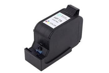 PRINTWELL C6578 (No.78) kompatibilní inkoustová kazeta, barva náplně azurová/purpurová/žlutá, 970 stran