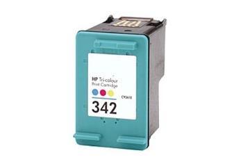 PRINTWELL C9361EE (No. 342) kompatibilní inkoustová kazeta, barva náplně azurová/purpurová/žlutá, 490 stran
