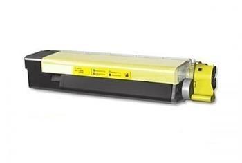 PRINTWELL 42804537 kompatibilní tonerová kazeta, barva náplně žlutá, 5000 stran