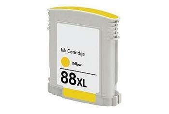 PRINTWELL C9388 (No.88) kompatibilní inkoustová kazeta, barva náplně žlutá, 1200 stran