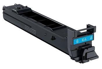 PRINTWELL A0DK452 kompatibilní tonerová kazeta, barva náplně azurová, 8000 stran