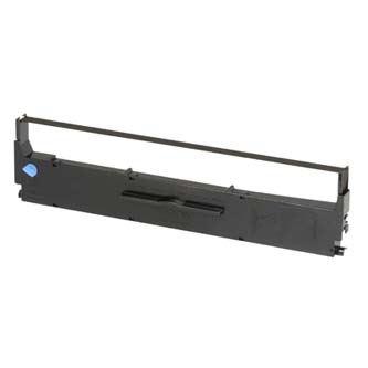 PRINTWELL Epson originální páska do tiskárny, C13S015637, černá, Epson LX350, LX-300, +, +