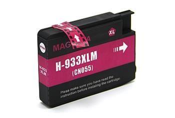 PRINTWELL CN055 (No.933 XL) kompatibilní inkoustová kazeta, barva náplně purpurová, 1000 stran