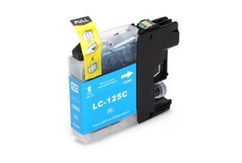 PRINTWELL LC-125XLC kompatibilní inkoustová kazeta